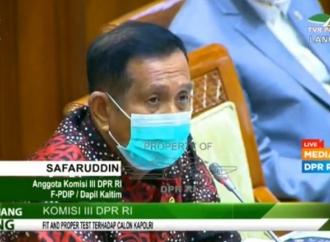 Safaruddin Sebut Listyo Sigit Hebat Merangkul Senior
