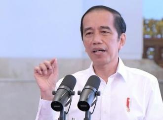 Presiden Jokowi Minta CEO Berkolaborasi Dengan Petani