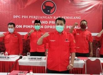 DPP PDI Perjuangan Uji Kelayakan Calon Ketua DPRD Pemalang