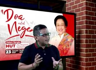 HUT Megawati, Doa Untuk Negeri dari Kader PDI Perjuangan