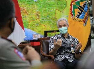Beri Ucapan ke Megawati, Ganjar Kutip Perkataan Bung Karno