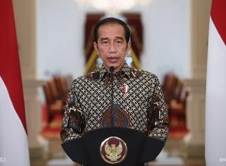 Presiden Jokowi : Indonesia Tengah Hadapi Berbagai Cobaan