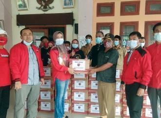 Banteng Cirebon Gelar Aksi Peduli Korban Banjir Suranenggala