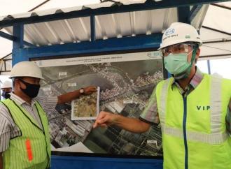Ganjar Minta Gencarkan Sosialisasi Pembangunan Jalan Tol