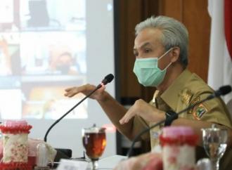 Ganjar Dukung Tekad Kapolri Jenderal Listyo Sigit Prabowo