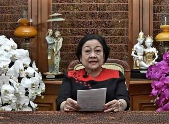 Megawati Yakin PDI Perjuangan Terus Beriringan Dengan NU