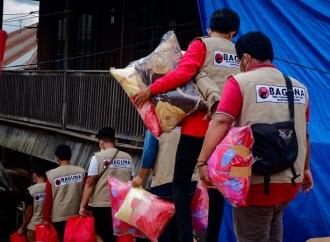 Kembali Beri Bantuan, BAGUNA Kalsel Sasar Pondok Pesantren