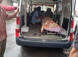 BAGUNA Kabupaten Pemalang Evakuasi Jenazah ke Cirebon