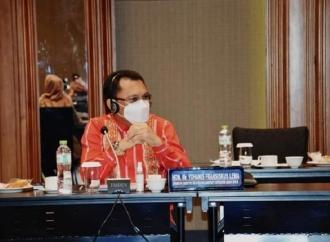 Ansy: Pemberantasan Korupsi Harus Jadi Agenda Global!