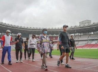Puan Ingatkan Pentingnya Berolahraga di Masa Pandemi