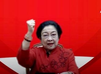 Megawati Ajak Kader PDI Perjuangan Wujudkan Politik Hijau