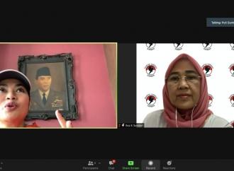 Rampak Sarinah Surabaya Dukung Mata Pelajaran Pancasila