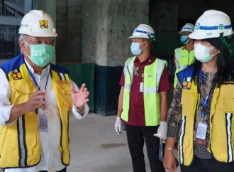 Perawatan Jalintim Sumatera Jadi Percontohan Skema KPBU