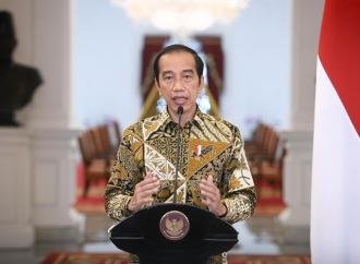 Efek Pandemi, Presiden Paparkan Syarat Pertumbuhan Ekonomi