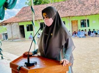 Dewi Aryani Resmikan Gedung BLK Komunitas di Banjarharjo