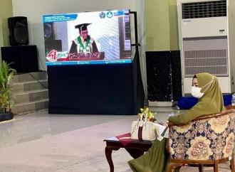 Dies Natalis UPS, Dewi Aryani: Pancasila Pondasi Karakter