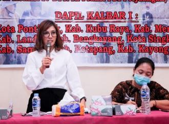 Maria Lestari Perjuangkan Kebutuhan Petani Kerambi Sentolok