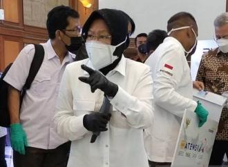 Bansos Maret Cair, Mensos Risma Buka Bilik Laporan