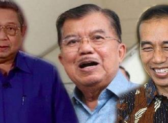 Dewi Ingatkan SBY dan JK Tak Sebanding Dengan Jokowi