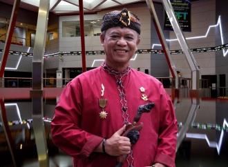 Anton Minta Hormati Galunggung Sebagai Kabuyutan!