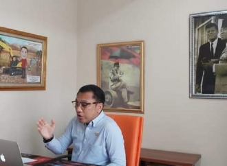 Ansy Dukung Inovasi Benih Unggul Pertanian NTT