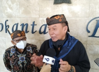 Hasanuddin Ajak Bela Negara Melalui Budaya