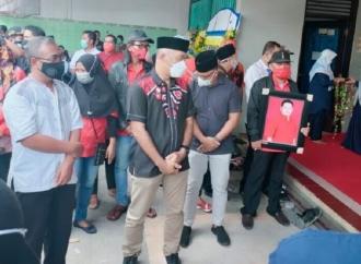 Politikus PDI Perjuangan Riri Saswita Diano Wafat