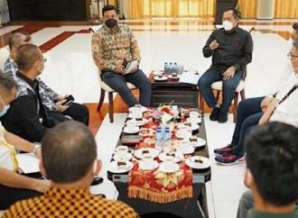Wali Kota Bobby Gandeng BPH Migas Benahi Infrastruktur