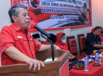 Kusnadi Minta Banteng Jatim Siap Bertempur di Pemilu 2024