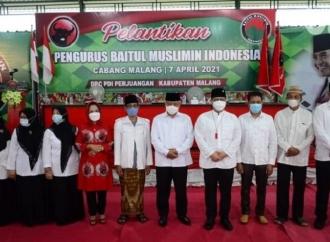 Mantan Ketua PKB Malang, Kini Pimpin BAMUSI Malang