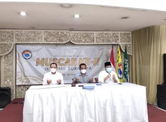 Mantap! Kader Banteng Jatim Pimpin IKA PMII Surabaya