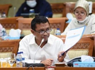 Rahmad Sambut Baik Penggabungan Dua Kementerian