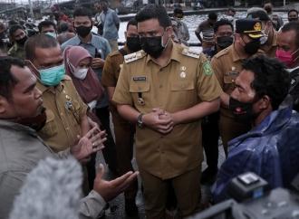 Bobby Sidak Belawan Terkait Laporan Warga Soal Trawl Ikan