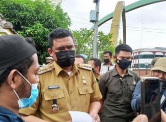 Jika Langgar Prokes, Bobby Siap Bubarkan Kesawan City Walk