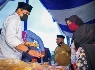 Ini Kata Bobby Soal Pemberdayaan Ekonomi Berbasis Masjid