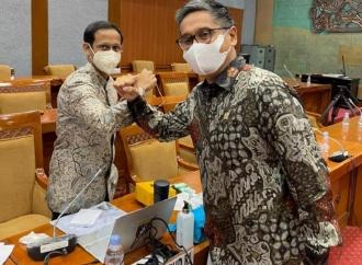 Putra: Menteri Nadiem Sukses Jalankan Nawacita Jokowi