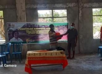 Berkat Ansy, KLHK Bergerak Bantu Korban Bencana NTT