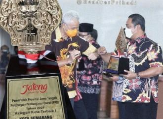 Semarang Kota Terbaik, Hendi: Kawal Untuk Realisasi Program