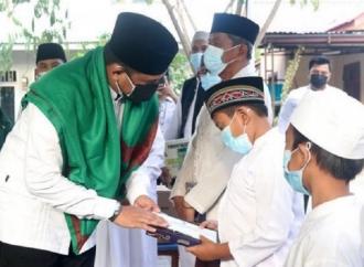 Safari Ramadhan, Perkuat Persatuan Pemko, DPRD & Masyarakat