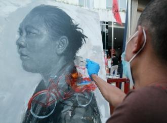 Pra-event Pameran Seni Rupa Akara : Memotret Yogyakarta Kini