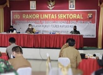 Soal Ramadhan & PETI, Bupati F.Diaan Gelar Rapat & Berpesan