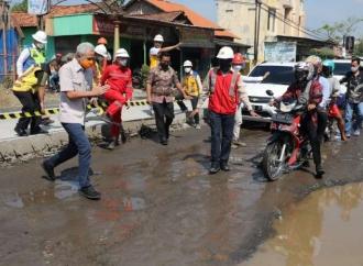 Cek Perbaikan Jalan Rusak, Ganjar Temukan Hal Ini