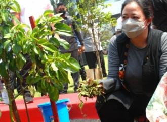 Puan: Perlu Upaya Bersama Merawat Bumi
