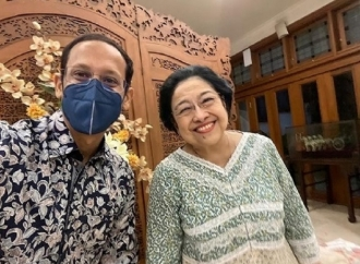 Megawati Bertemu Nadiem Ternyata Bahas Soal Ini..