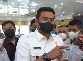 Tak Ada Ampun! Bobby Nasution Copot Kadinkes Medan