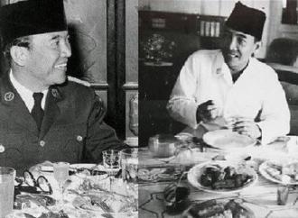 Kepoin Yuk! Menu Sahur Bung Karno di Ramadhan 1945