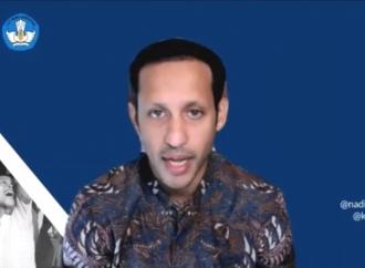 Menteri Nadiem Ajak Publik Dukung Sekolah Tatap Muka