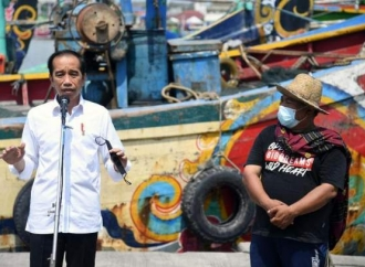 Presiden Jokowi: Potensi Perikanan Tanah Air Menjanjikan