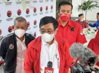 Djarot Imbau Masyarakat & Kader Banteng Sumut Tidak Mudik