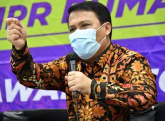 Basarah Dukung Usut Tuntas OTT KPK Terhadap Bupati Nganjuk